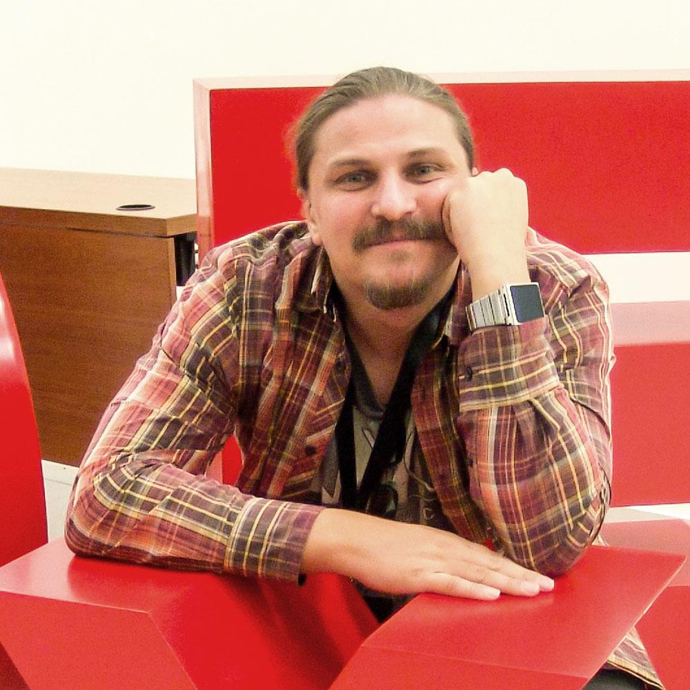Психолог Сергей Симкин